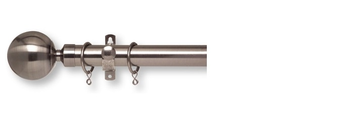 Pewter Curtain Poles