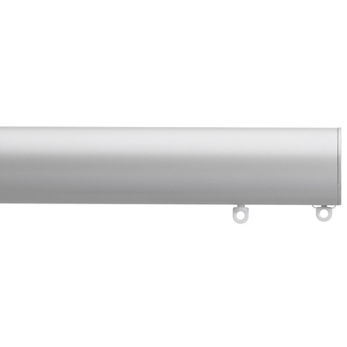 Silent Gliss 6140 50mm Metropole Curtain Pole Anodic Grey