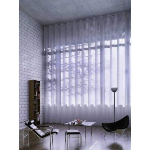 Wave Sheer Voile Curtains