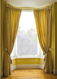 Curtain windows